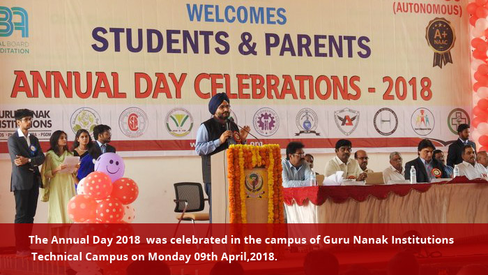 Annual Day Celebrations 2018 | GNI